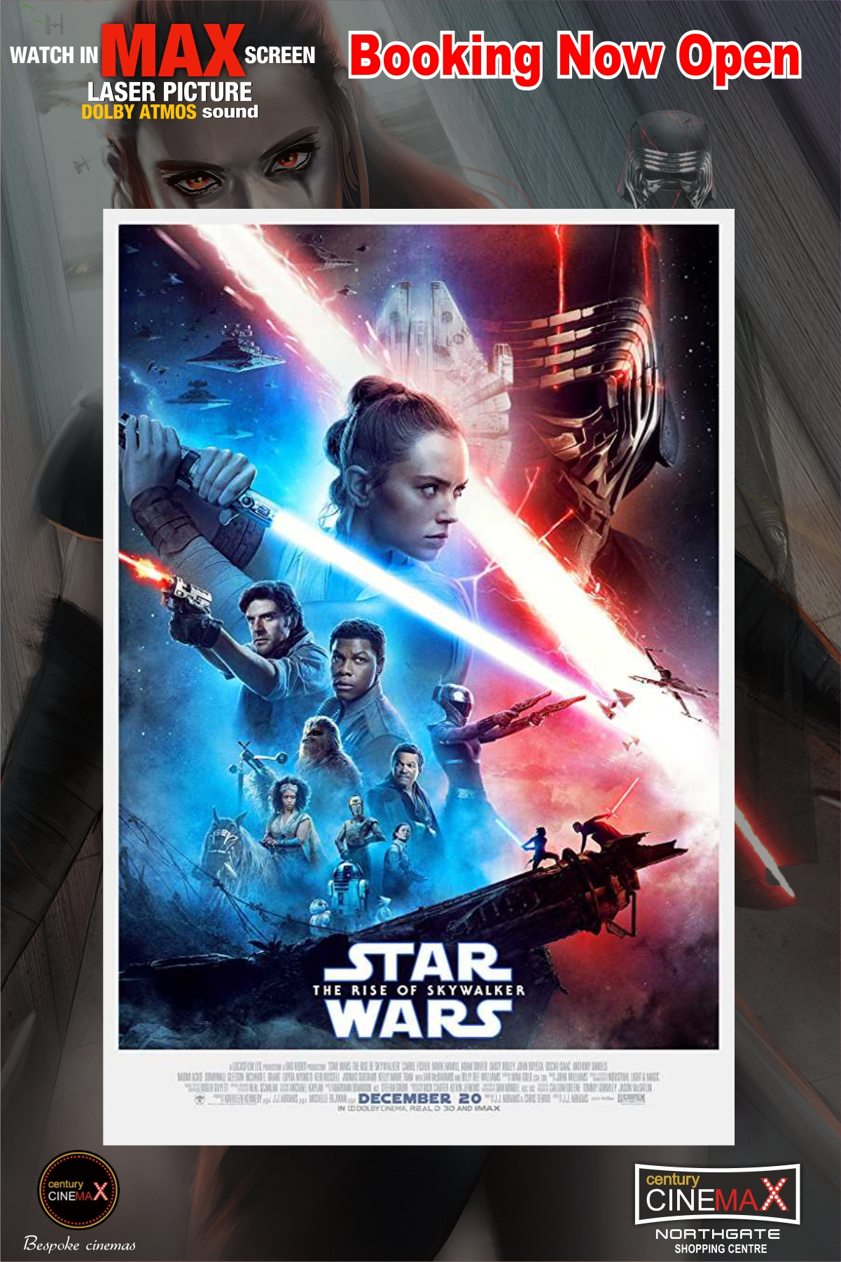 STAR WARS: THE RISE OF SKYWALKER_